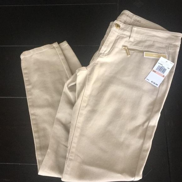 e7a1b8cd27683 Michael Kors skinny pants New with tags. NWT